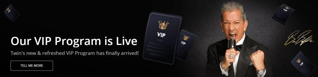 VIP Program on Twin Casino