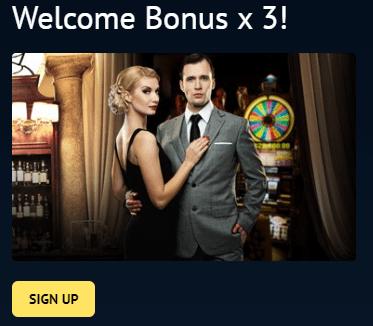 ViggoSlots Casino welcome bonus