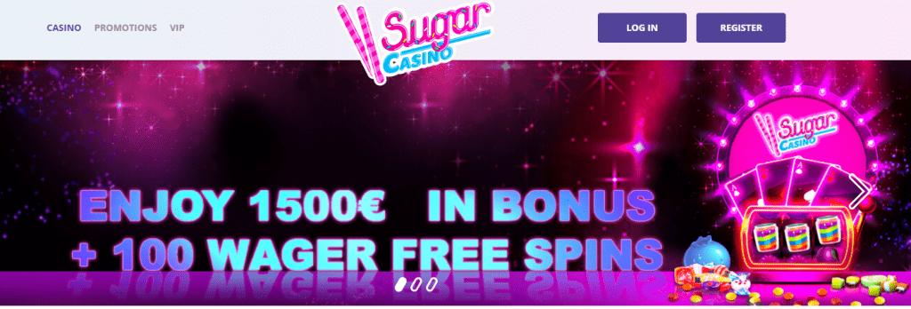 Sugar Casino avis