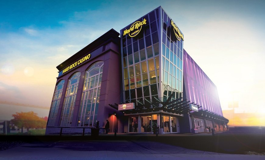 Dine and Play - Hard Rock Casino Vancouver | Groupon