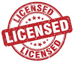 Gaming licenses